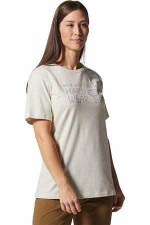 Mountain Hardwear Kvinna Kortärmade t-shirts - Women´s MHW Logo Short Sleeve T-Shirt