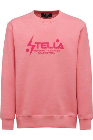 Stella McCartney Tom Graphic Cotton Sweatshirt