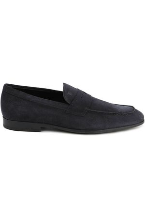 Tod's Suede Loafer