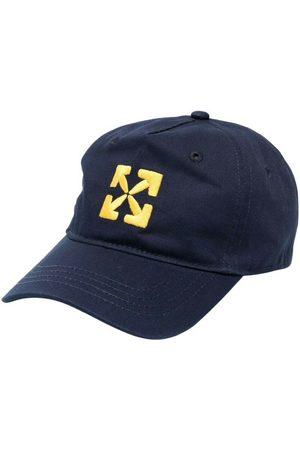 OFF-WHITE Barn Kepsar - Embroidered baseball cap