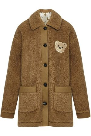 Palm Angels Barn Kappor - Coat with pockets