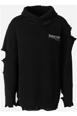 Balenciaga Man Stickade tröjor - Tröja