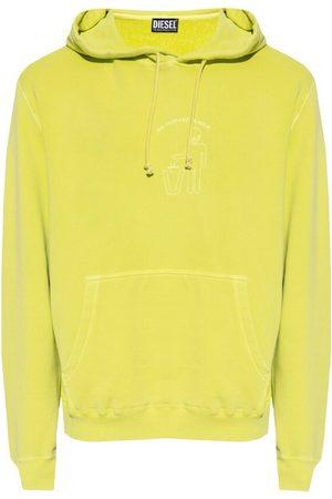 Diesel Embroidered hoodie
