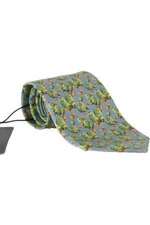 Dolce & Gabbana Cactus Print Tie