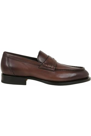 santoni Mcco16734Pc4Ngtht60F Leather Loafers