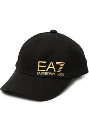 EA7 Man Kepsar - Logo-print baseball cap