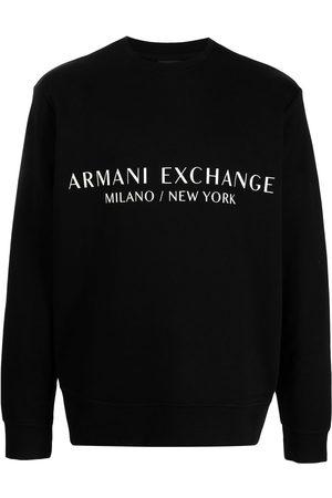 Armani Man Sweatshirts - Tröja med logotyp