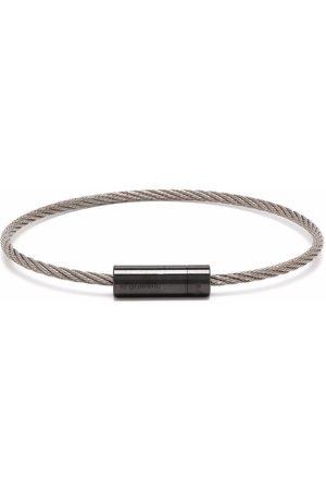 Le Gramme 7g cable bracelet