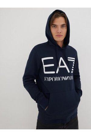 EA7 Felpa Tröjor Navy Blue