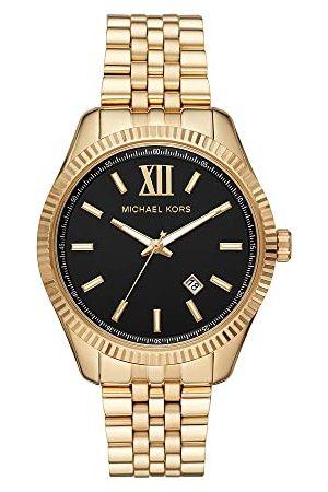 Michael Kors Herr analog kvartsklocka med rostfritt stål armband MK8751
