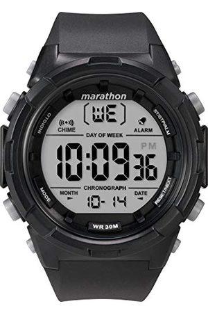 Timex Man Klockor - Herr Maraton Digital 50 mm rem