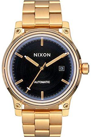 Nixon Analog kvarts klocka för män med rostfritt stål armband A1294-513-00