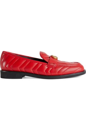 Gucci Kvinna Loafers - Women's loafer with Double G