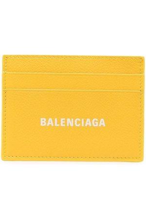 Balenciaga Korthållare med logotyp