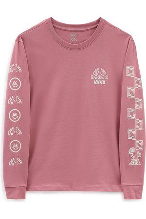 Vans Kvinna T-shirts - T-shirt