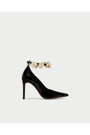Zara ny kvinna klackar, jämför priser och köp online