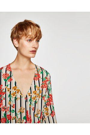 Zara mode kvinna blusar   tunikor cdf25e7f9a801