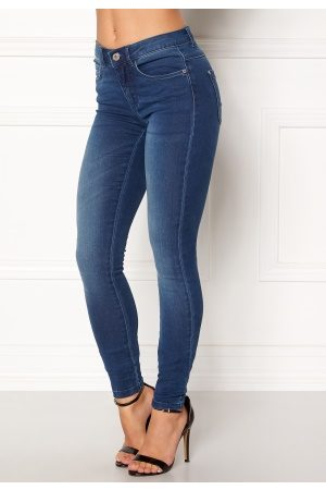 Only Royal Skinny Jeans Medium Blue Denim M/32