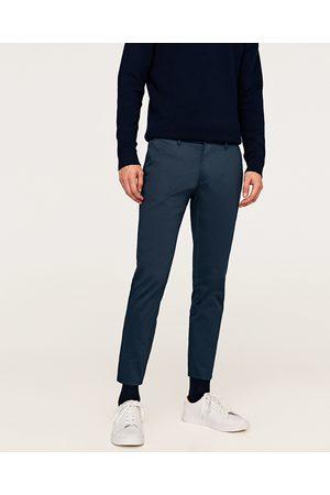 Zara CHINOS SLIM FIT - Finns i fler färger