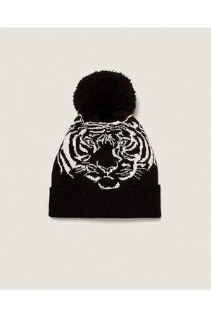 d53ea100f71 Zara tiger kvinna mössor, jämför priser och köp online