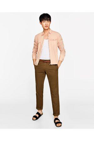 Zara CHINOS - Finns i fler färger