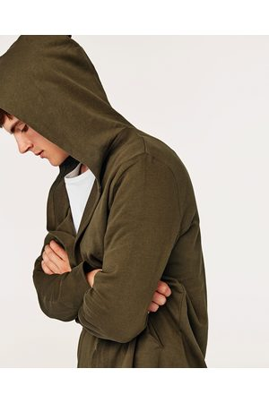 Zara CAPE MED HUVA - Finns i fler färger