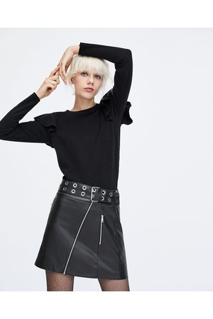 Zara SOFT RIBBED TOP - Finns i fler färger