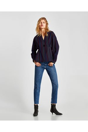 Zara JEANS THE VINTAGE HIGH RISE PACIFIC