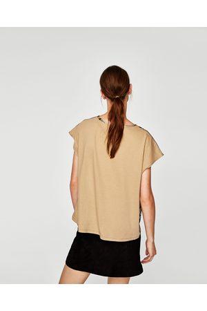 Zara KOMBINERAD T-SHIRT - Finns i fler färger