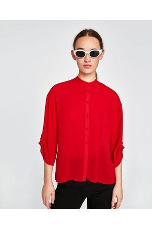 Zara och kvinna blusar   tunikor 99f079772655e